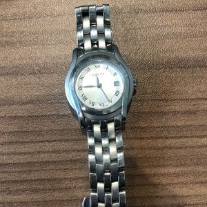 Gucci Stainless Steel Small G Watch
